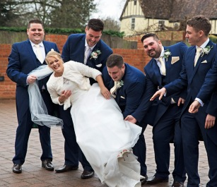 Bassmead Bedfordshire wedding photography